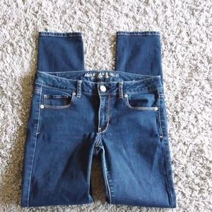 American Eagle outfitters skinny jeans size 8